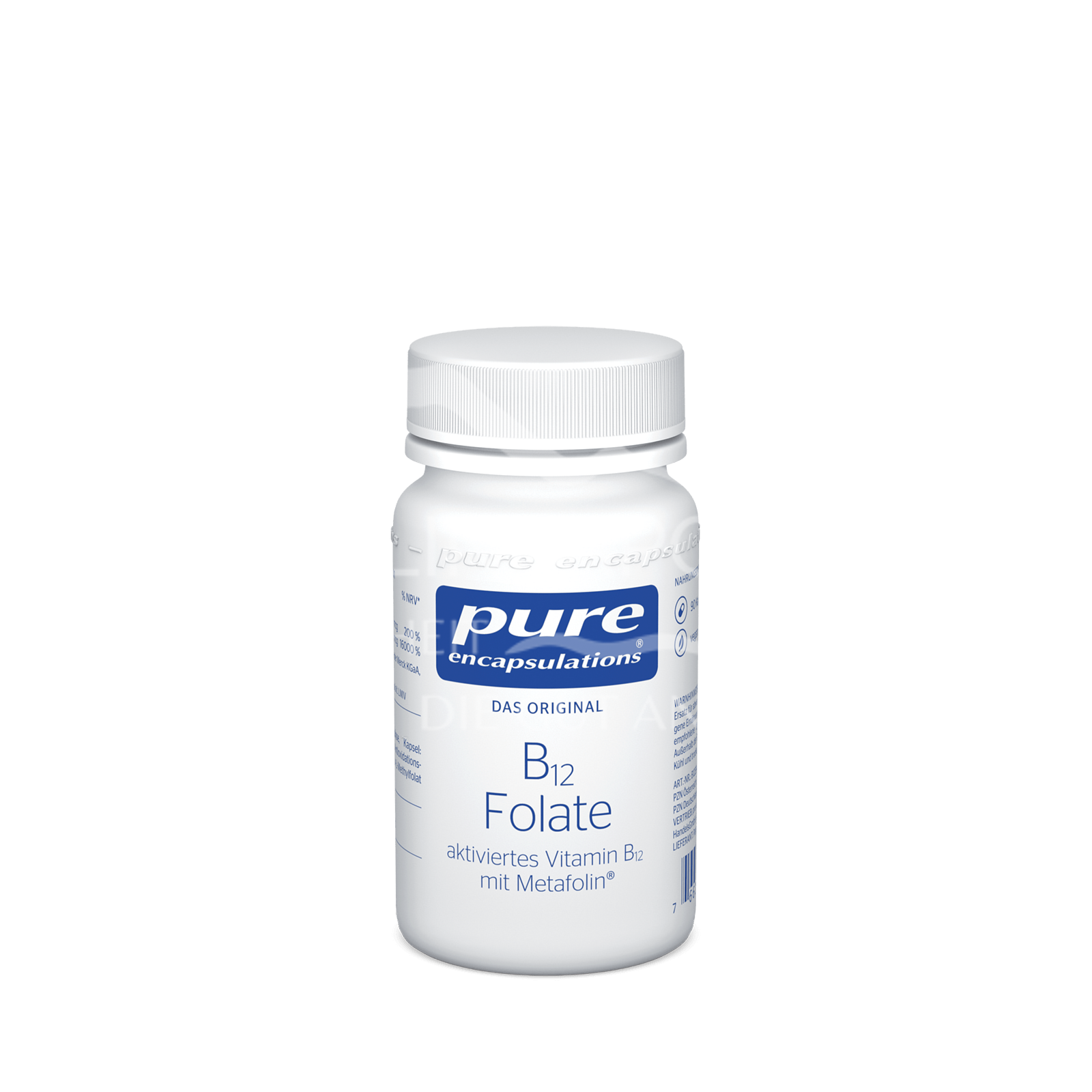 pure encapsulations® B12 Folate