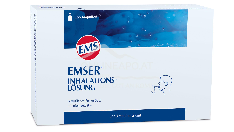 Emser® Inhalationslösung isoton Ampullen