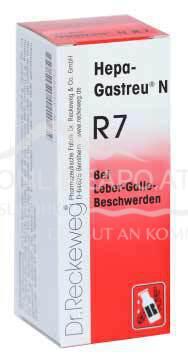 Dr. Reckeweg® Hepa-Gastreu® R7