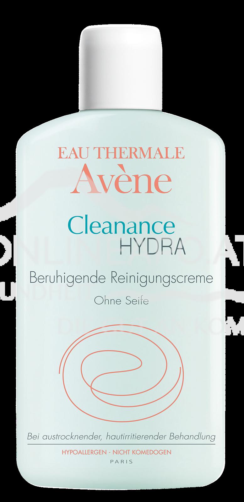 Avène Cleanance Hydra Reinigungscreme