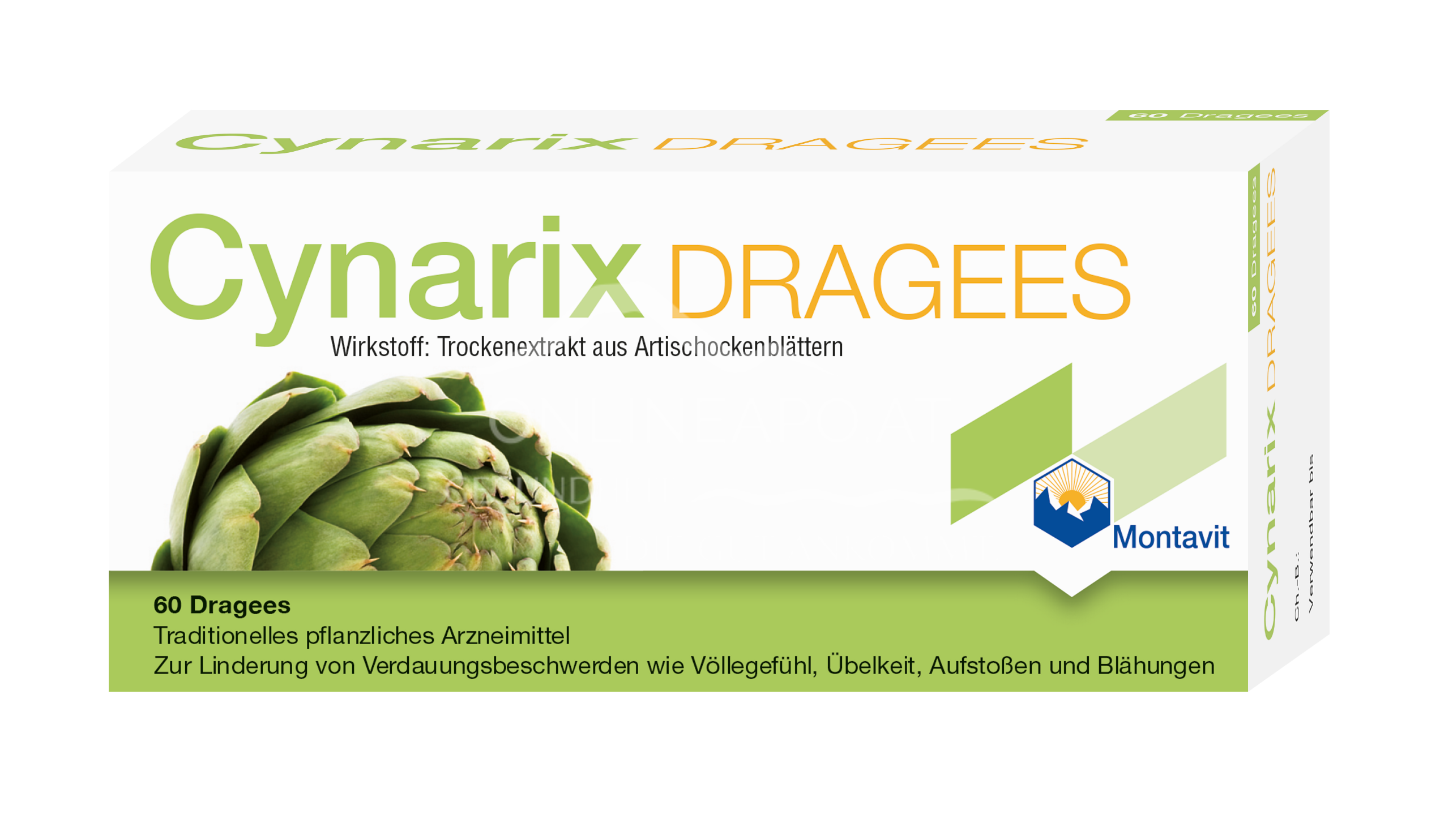 Cynarix Dragees