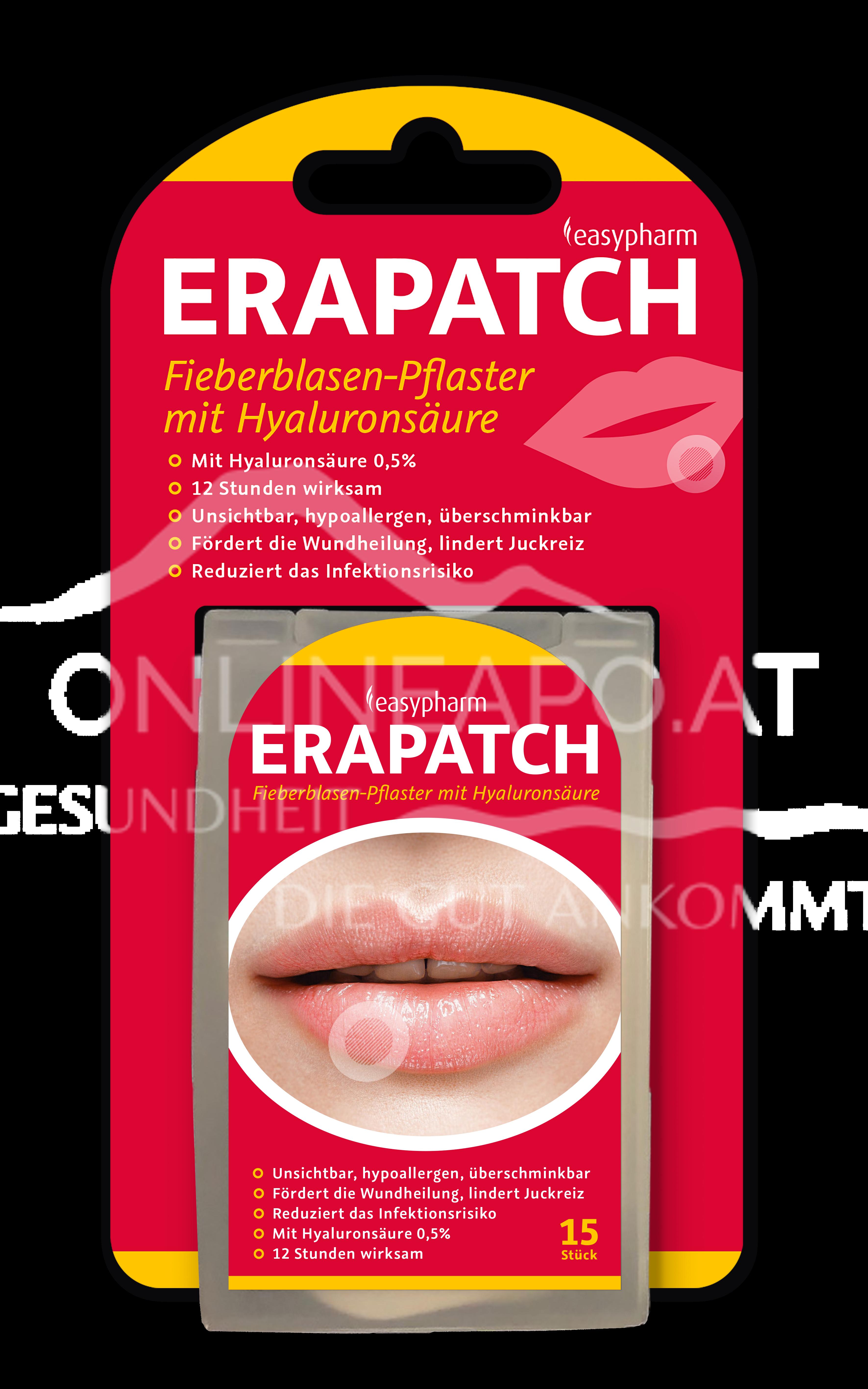 Erapatch Fieberblasenpflaster