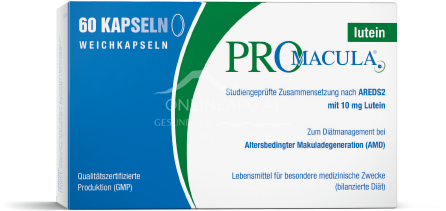 PROMACULA® lutein Weichkapseln