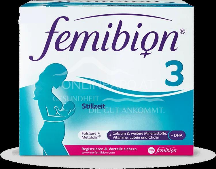 Femibion 3 Stillzeit