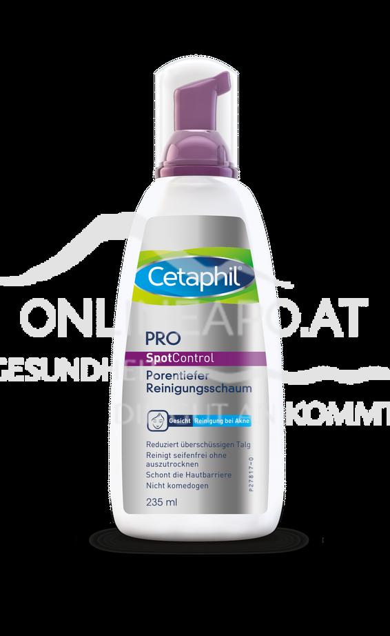 Cetaphil® PRO SpotControl Porentiefer Reinigungsschaum