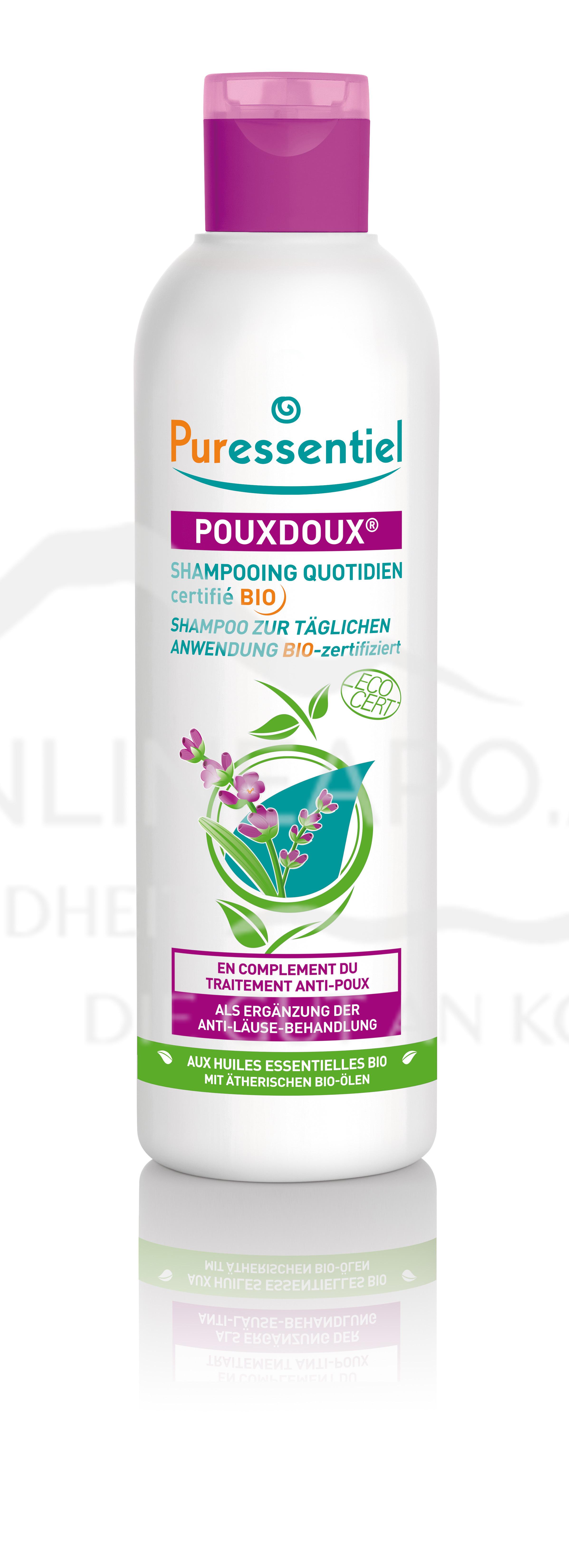 Puressentiel Pouxdoux® Shampoo