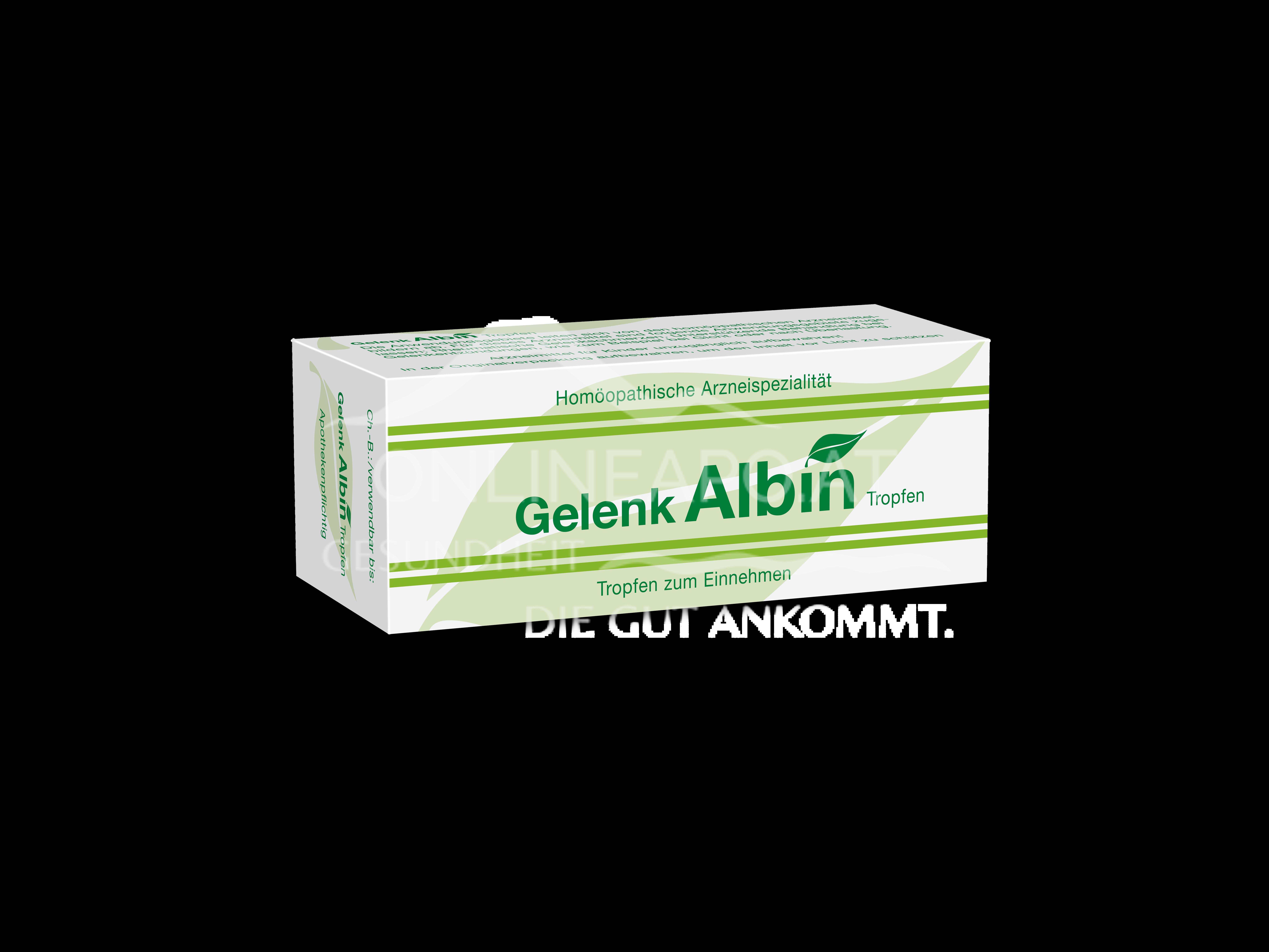 Gelenk Albin Tropfen