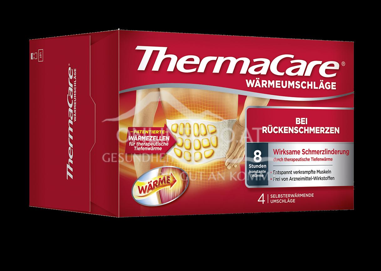 ThermaCare® Rückenumschläge
