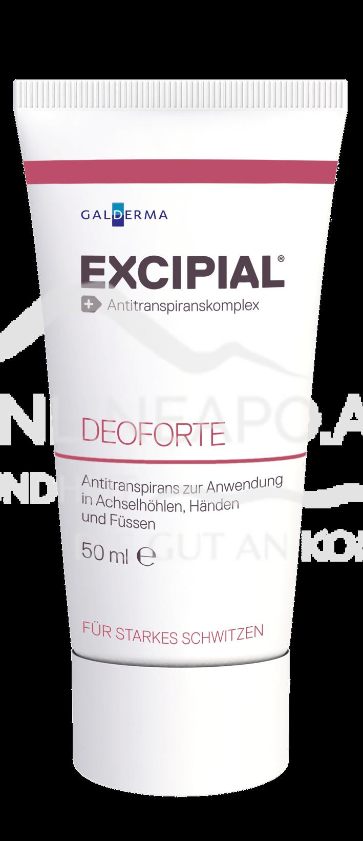 Excipial® DeoForte