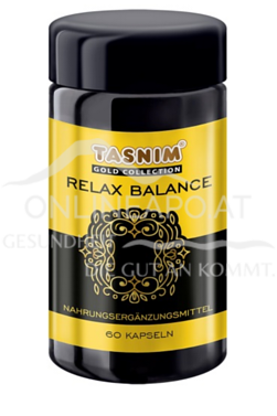 Relax Balance Tasnim