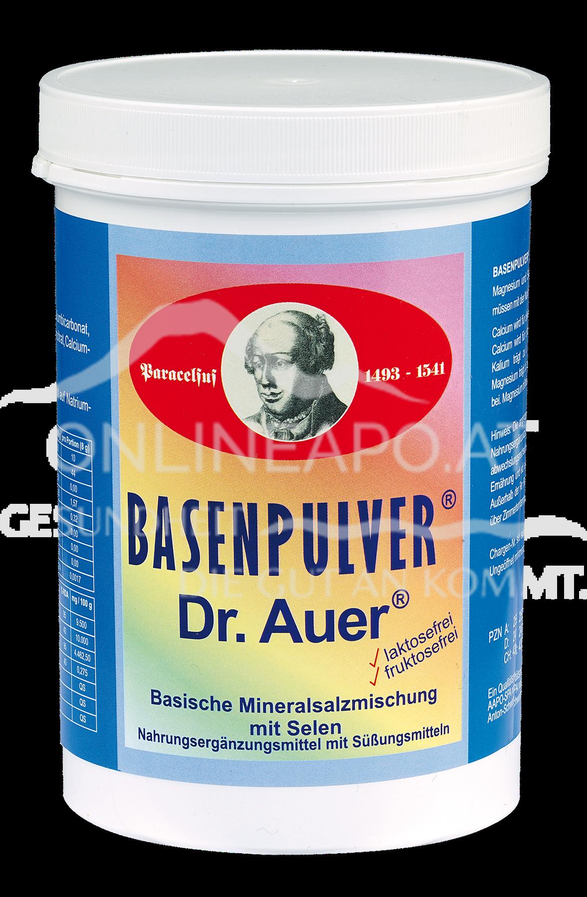 BASENPULVER® Dr. Auer