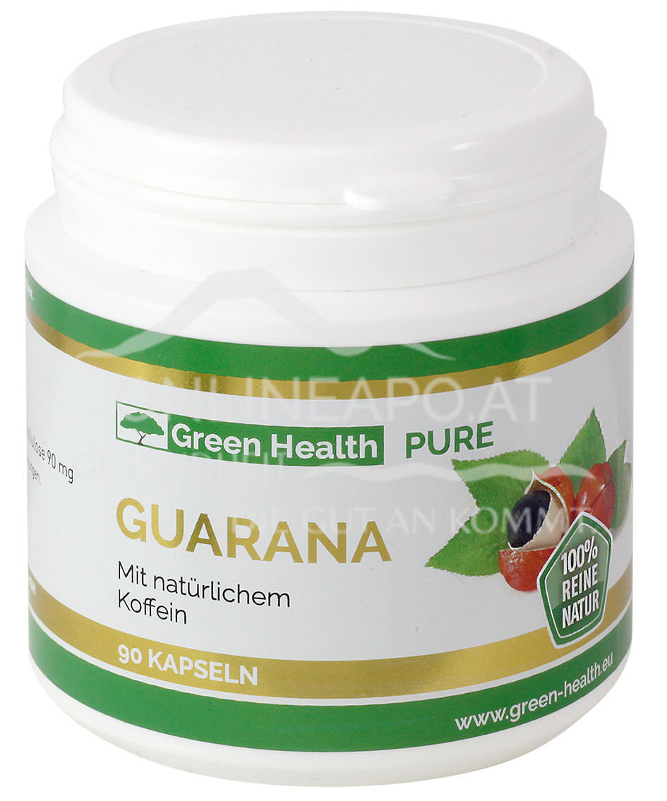 Green Health PURE Guarana
