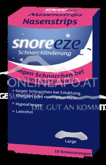 Snoreeze® Nasenstrips Large