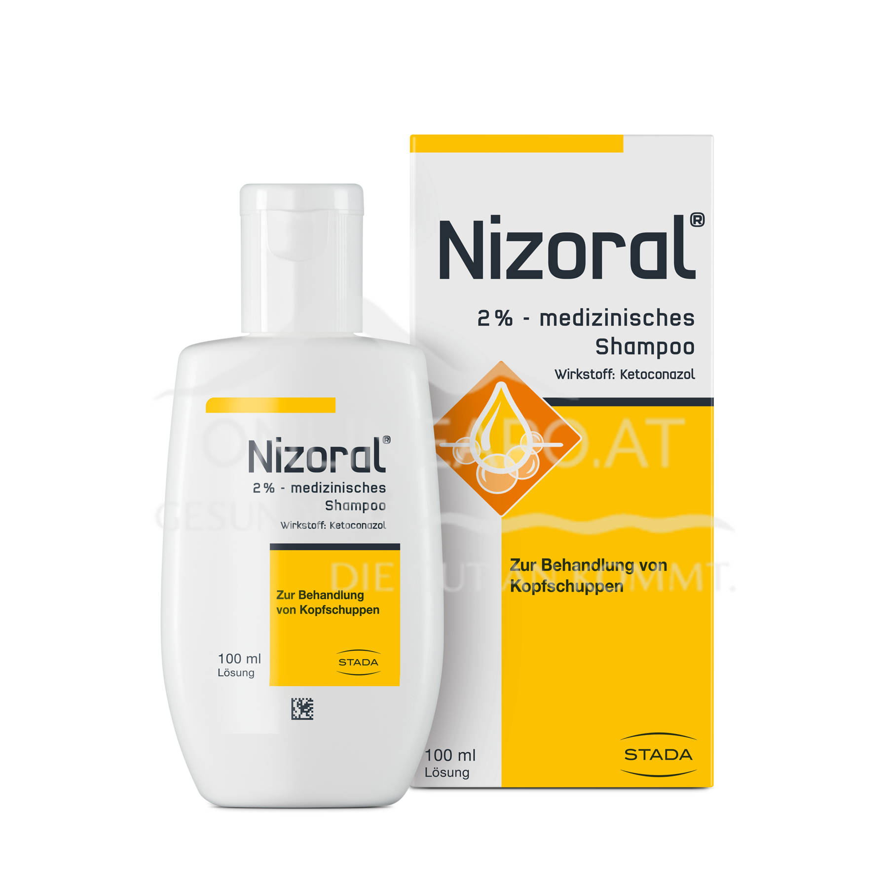 Nizoral® medizinisches Shampoo 2%