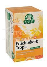 Dr. Kottas Früchtekorb Tropic 20 Beutel