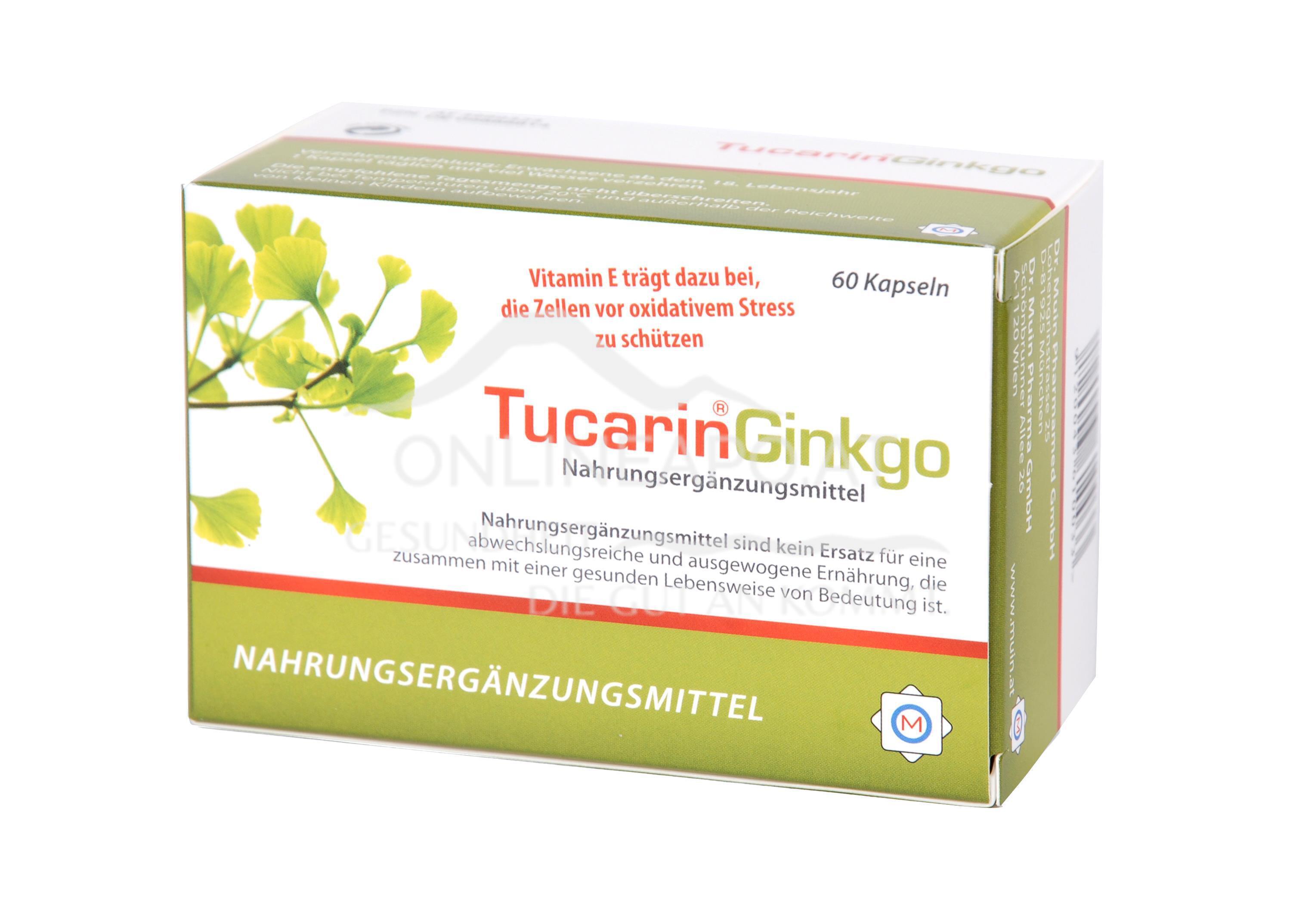Tucarin Ginkgo