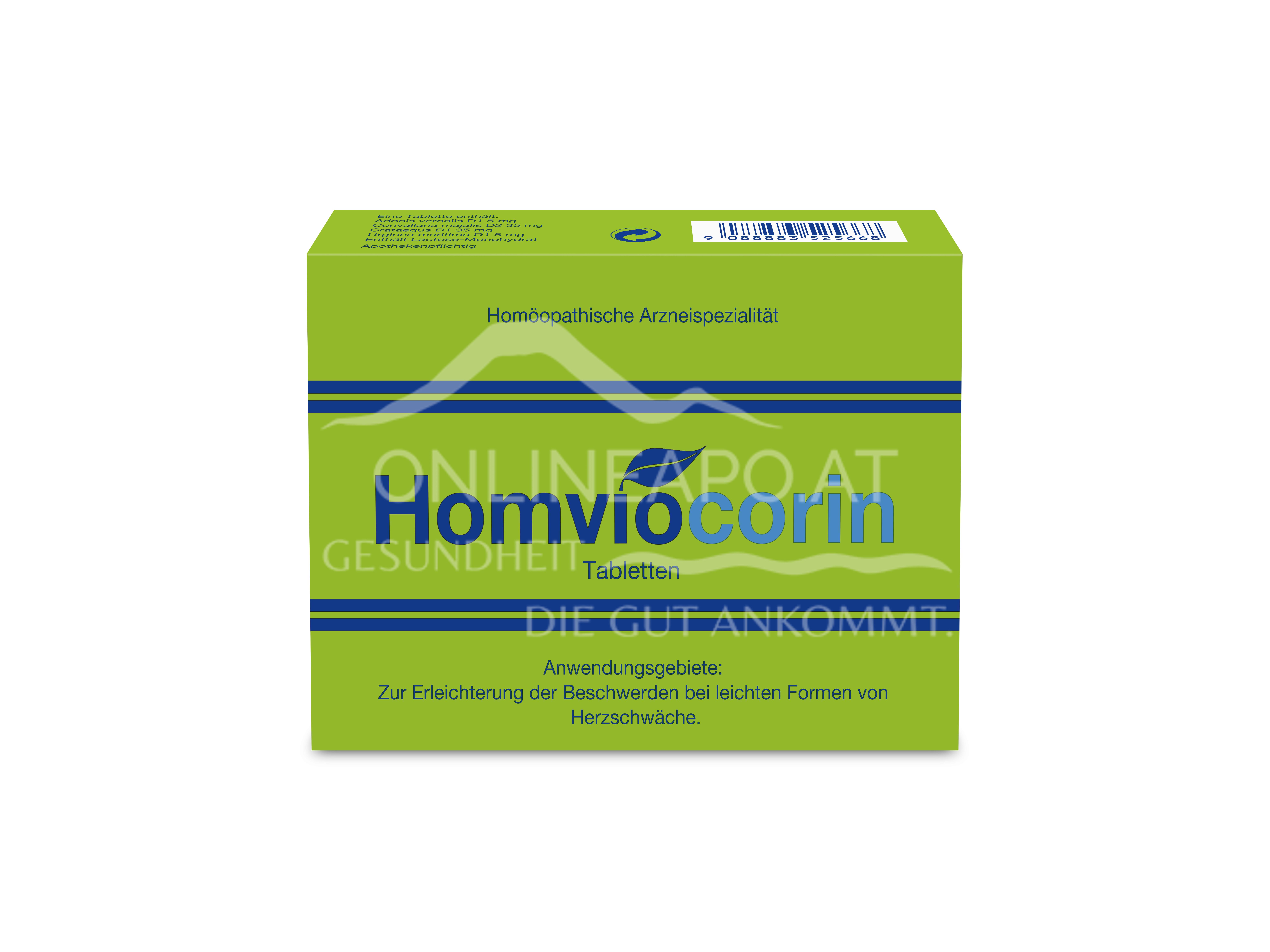Homviocorin Tabletten