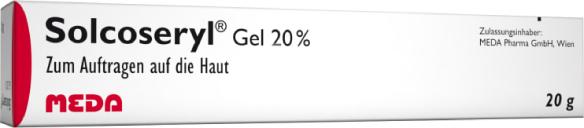 Solcoseryl Gel 20%
