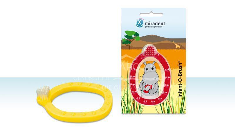 Miradent Infant-O-Brush Lernzahnbürste 1 Stk.