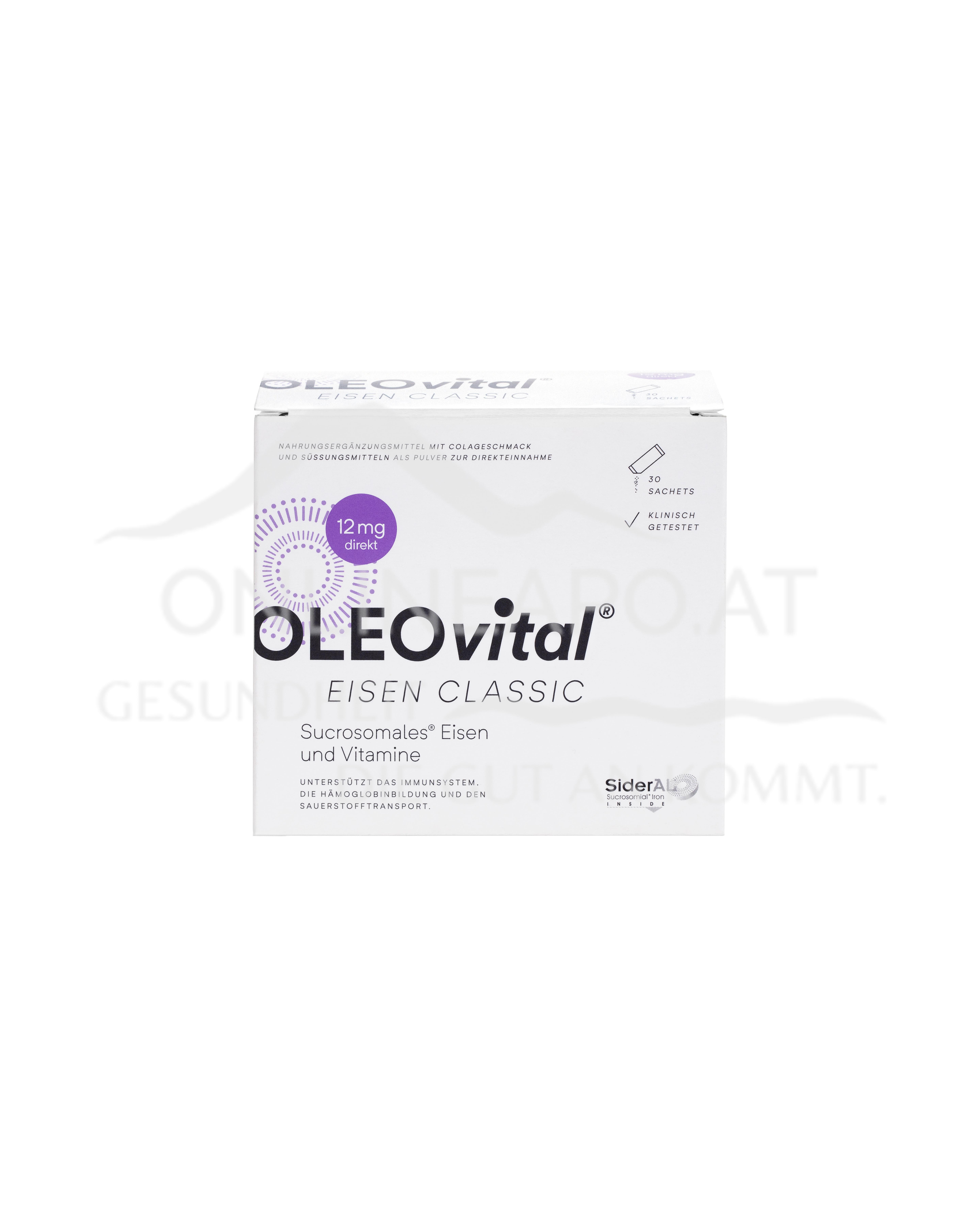 OLEOvital® EISEN CLASSIC  (12 mg Eisen)