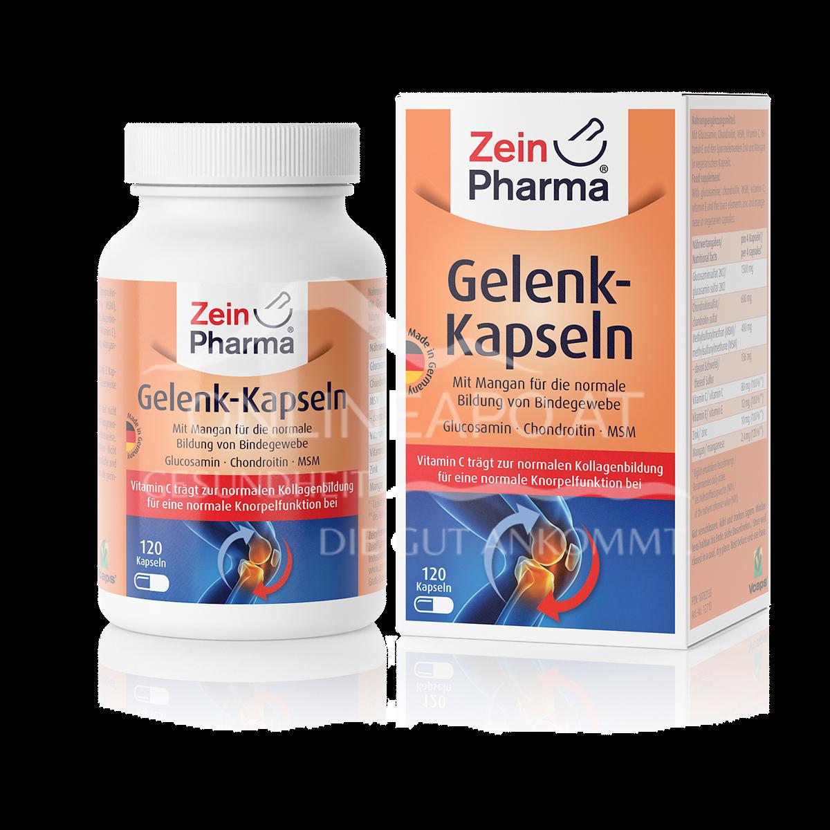 Zeinpharma Gelenk Kapseln