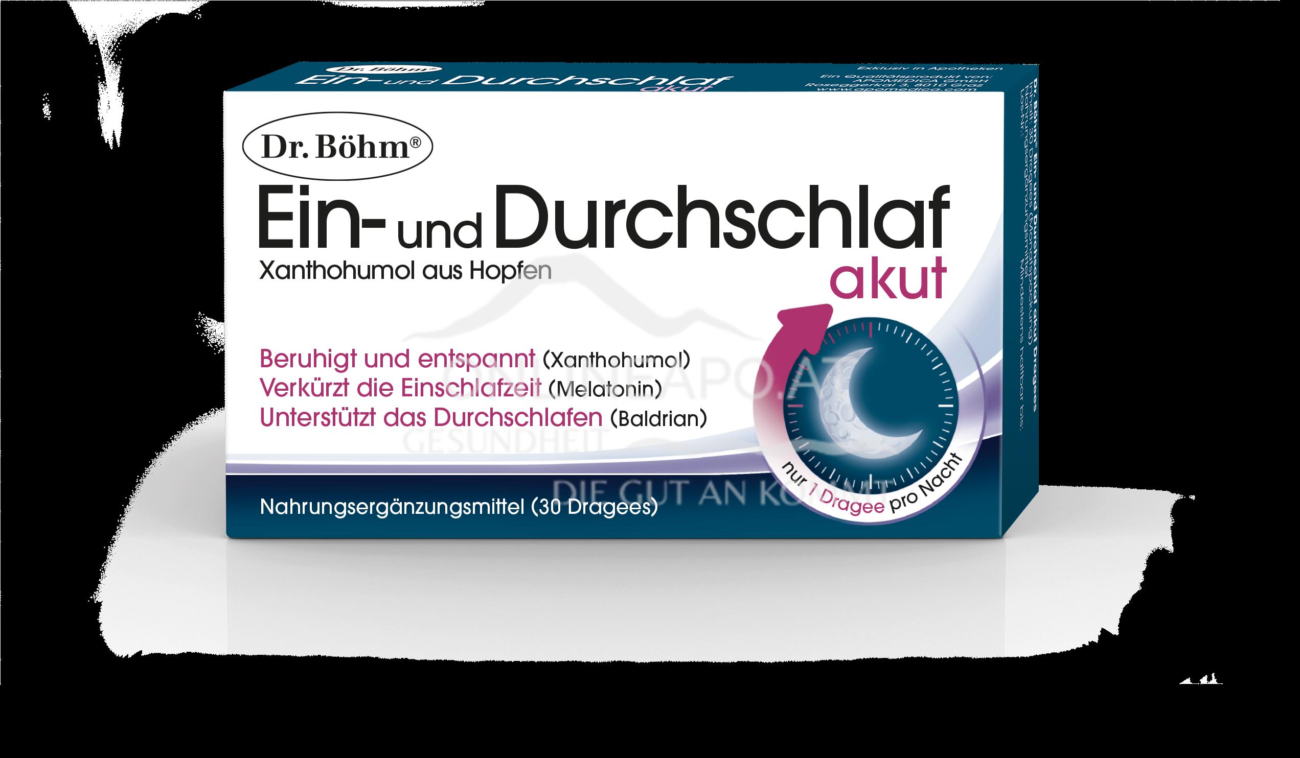 Dr. Böhm® Ein- und Durchschlaf akut