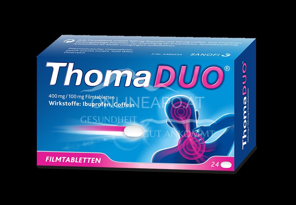 ThomaDuo® 400 mg/100 mg