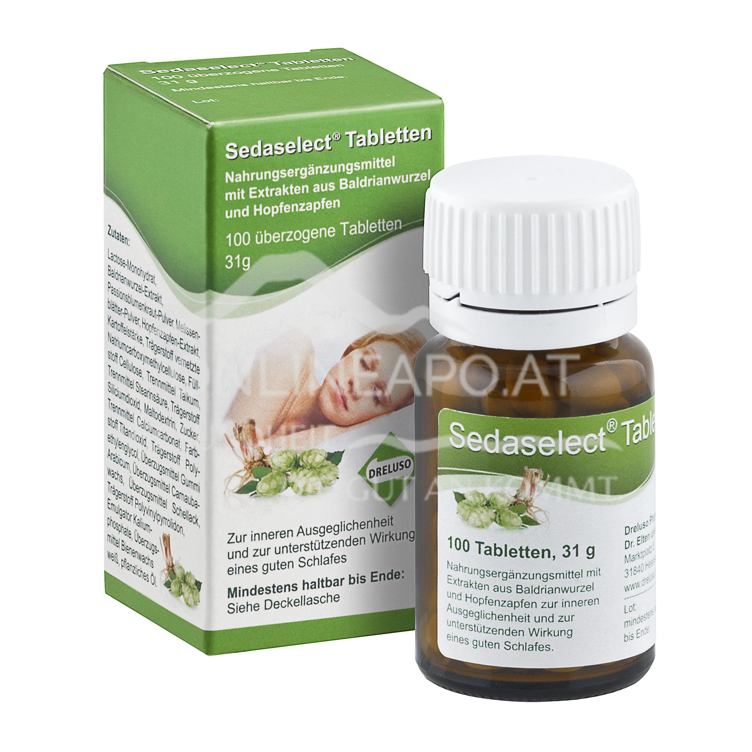 Sedaselect® Tabletten