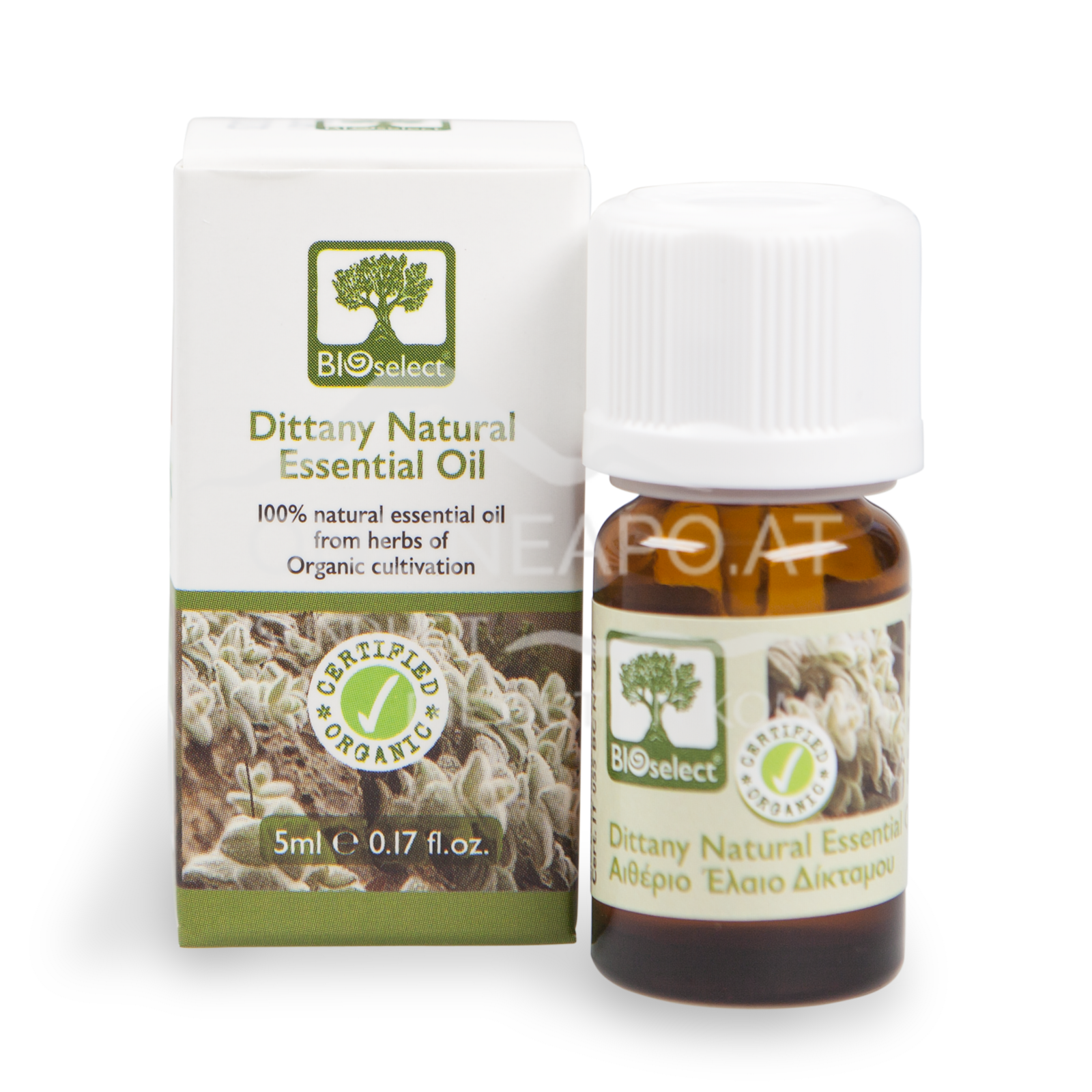 Bioselect Dittany Natural Essential Oil Certified Organic