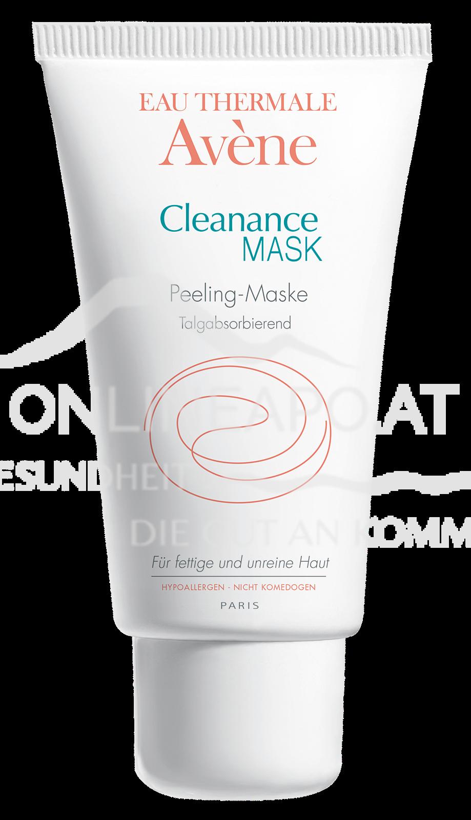 Avène Cleanance Mask Peeling-Maske