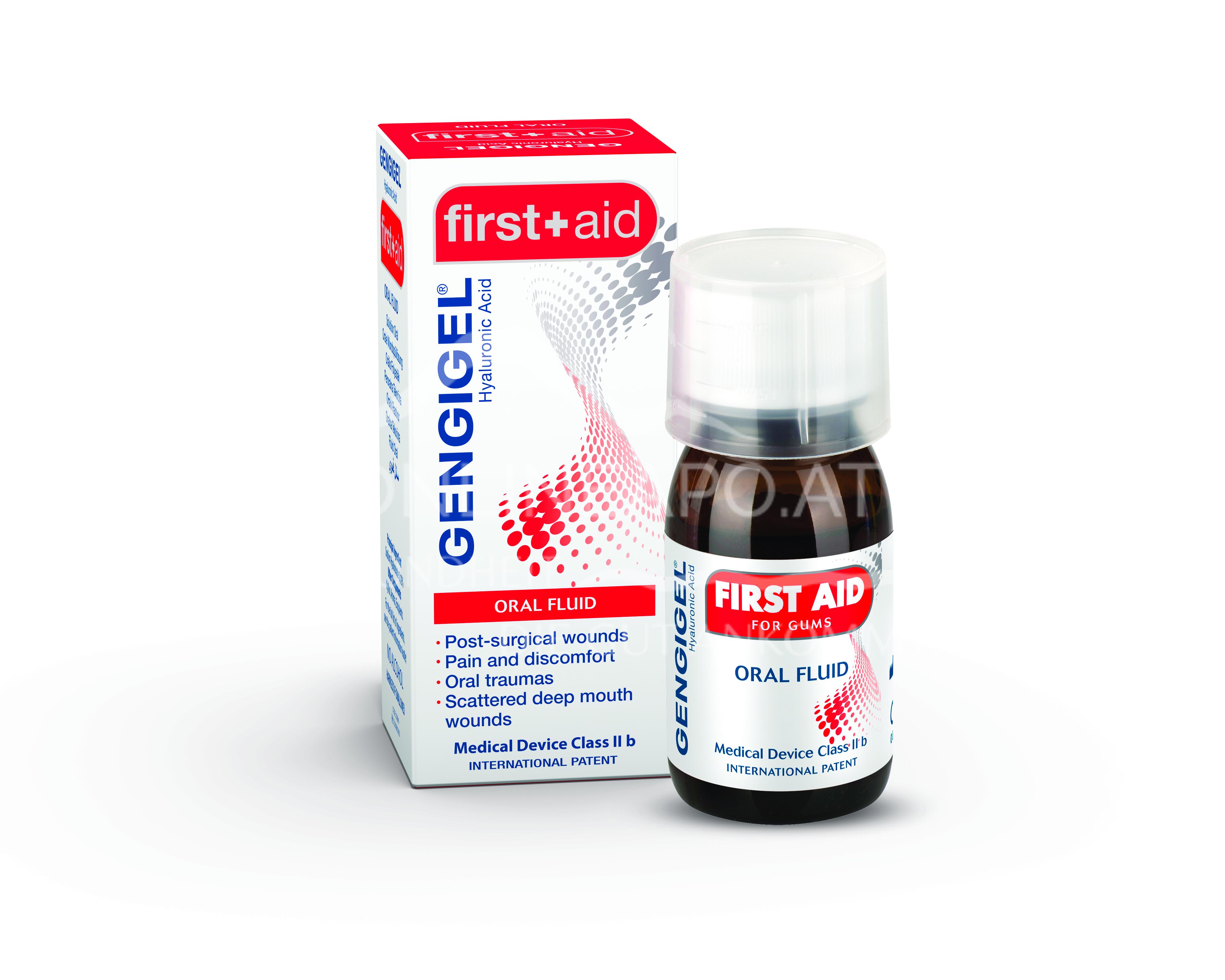 Gengigel® first aid