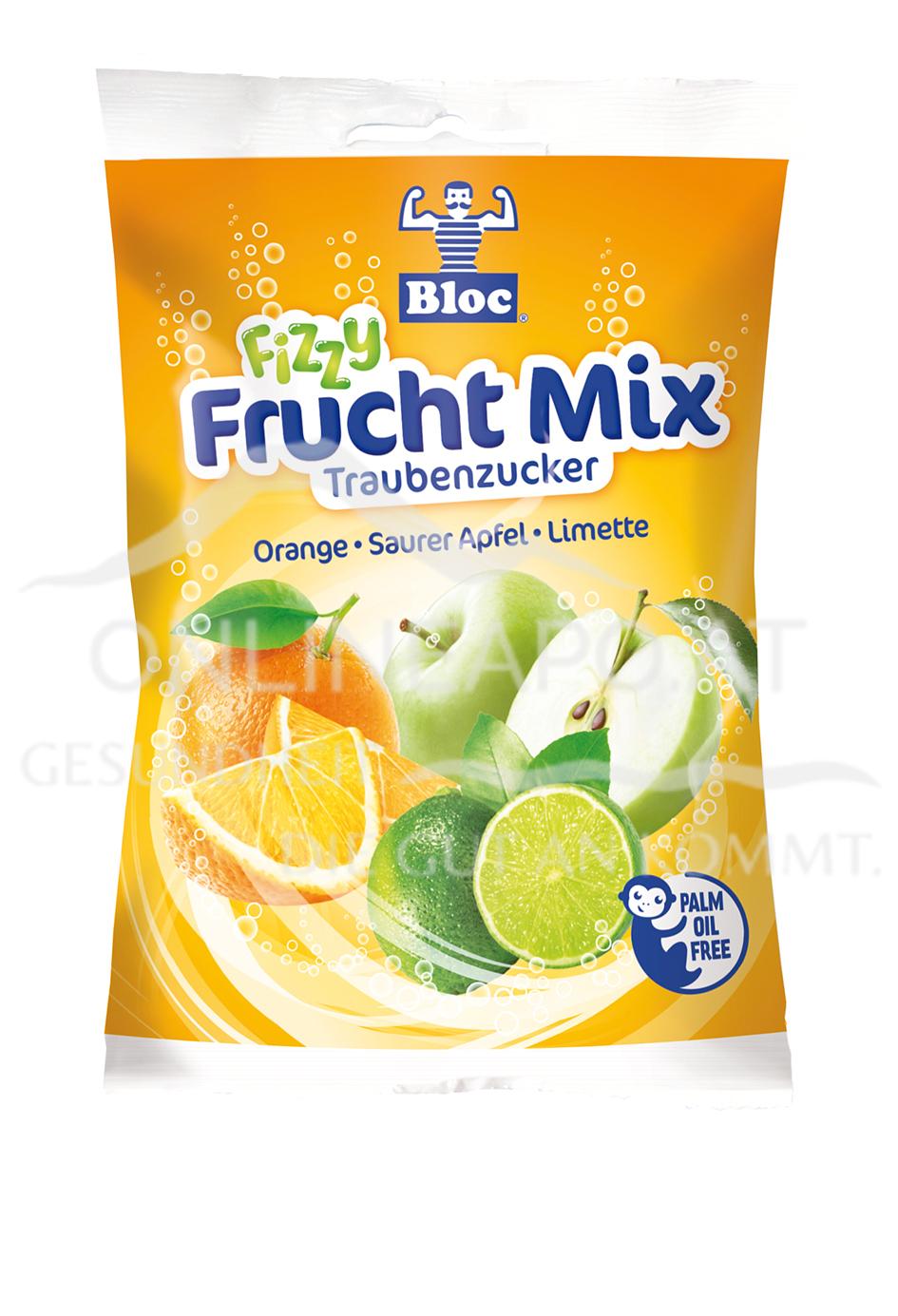 Bloc® Traubenzucker Fizzy Fruchtmix Beutel