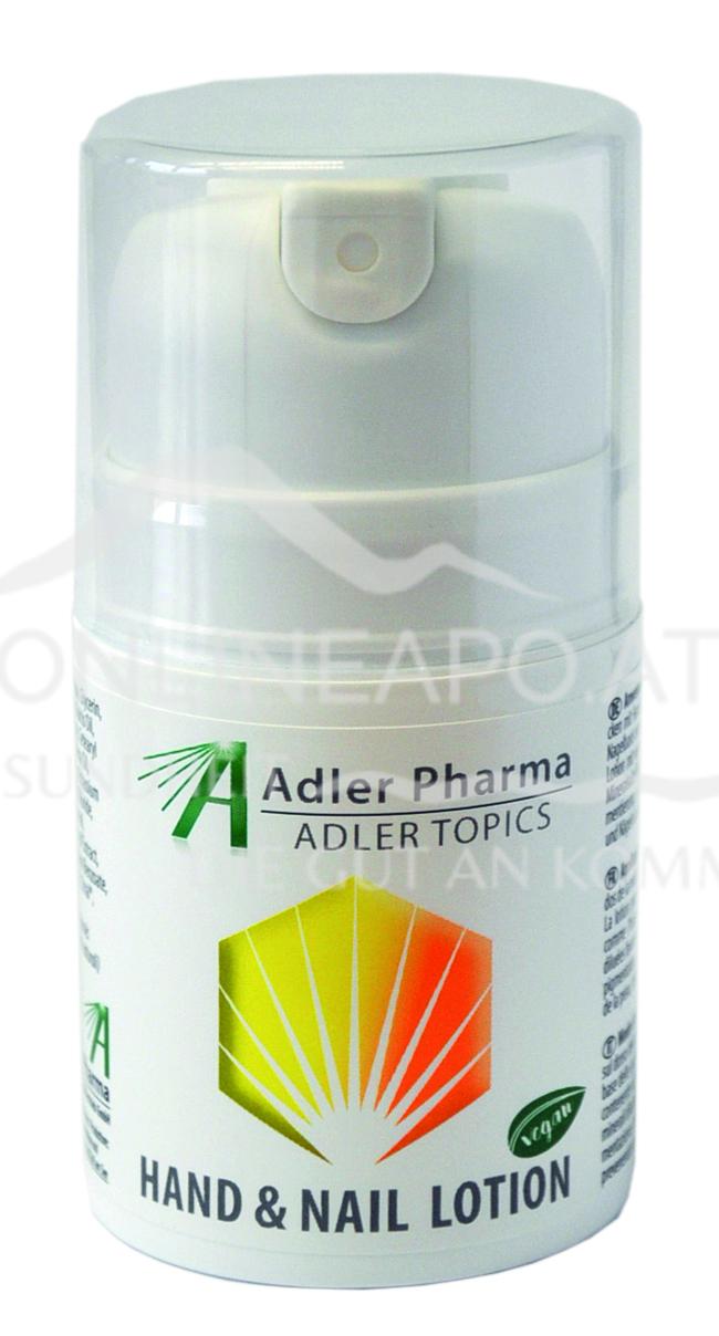 Adler Hand & Nail Lotion