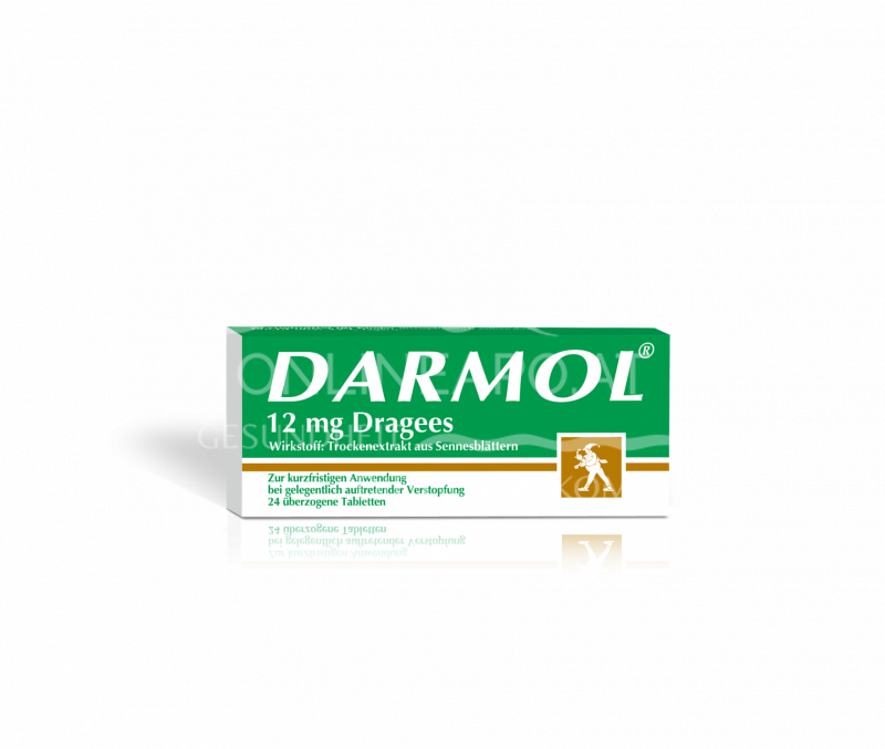 Darmol® 12 mg Dragees