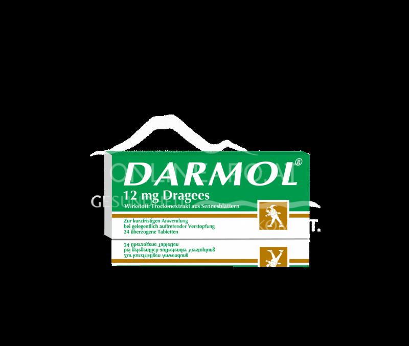 Darmol® 12 mg Dragees