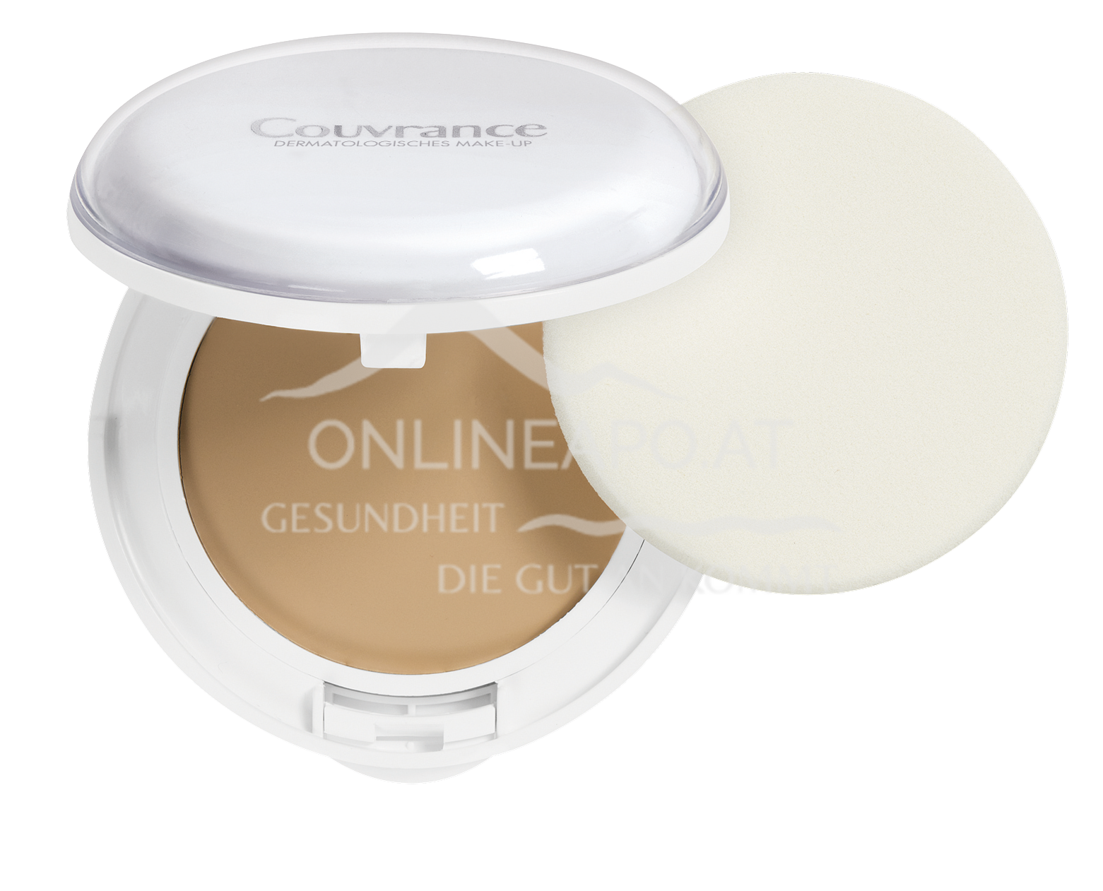 Avène Couvrance Kompakt Creme-Make-up Mattierend Bronze