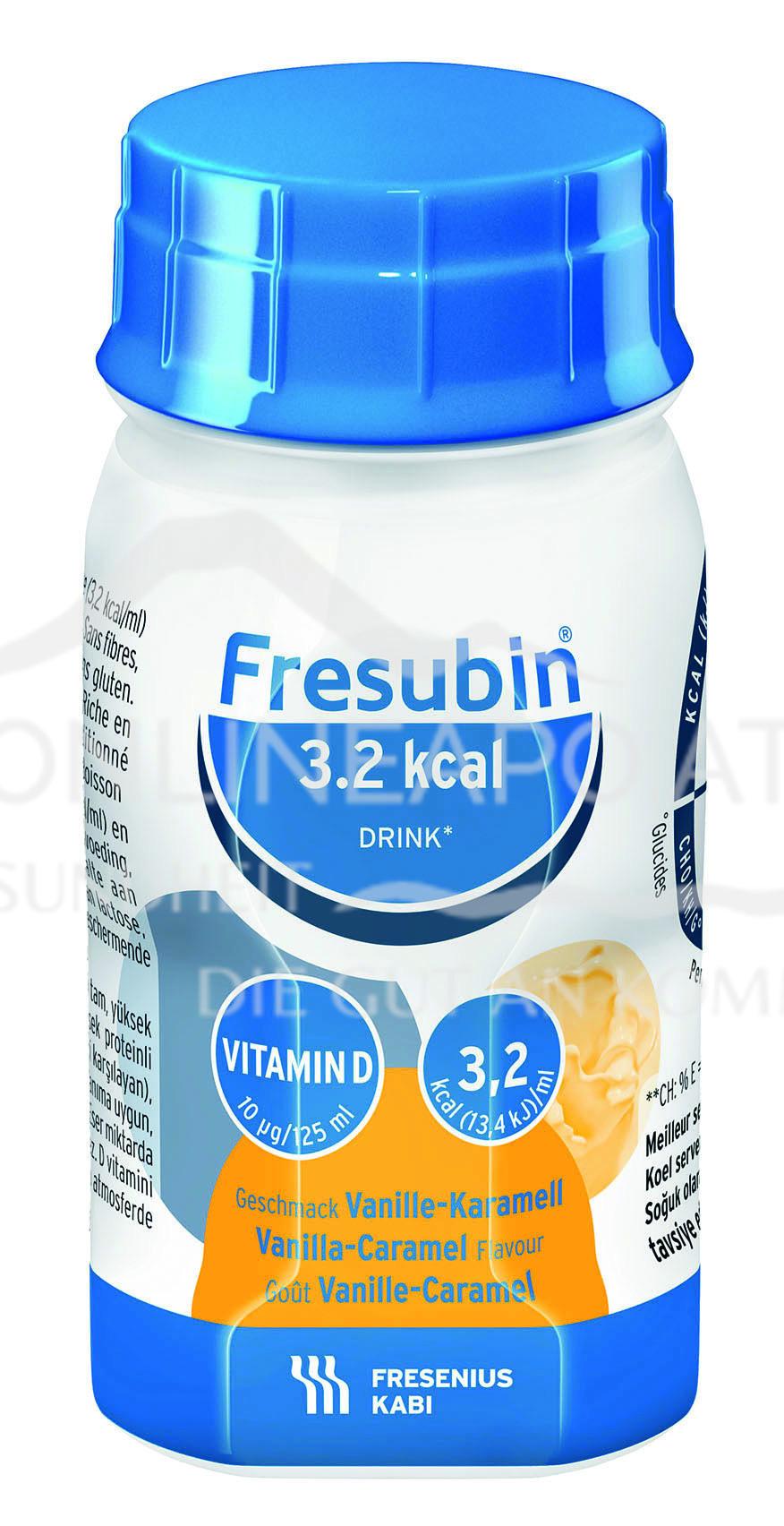 Fresubin® 3.2 kcal DRINK Vanille-Karamell