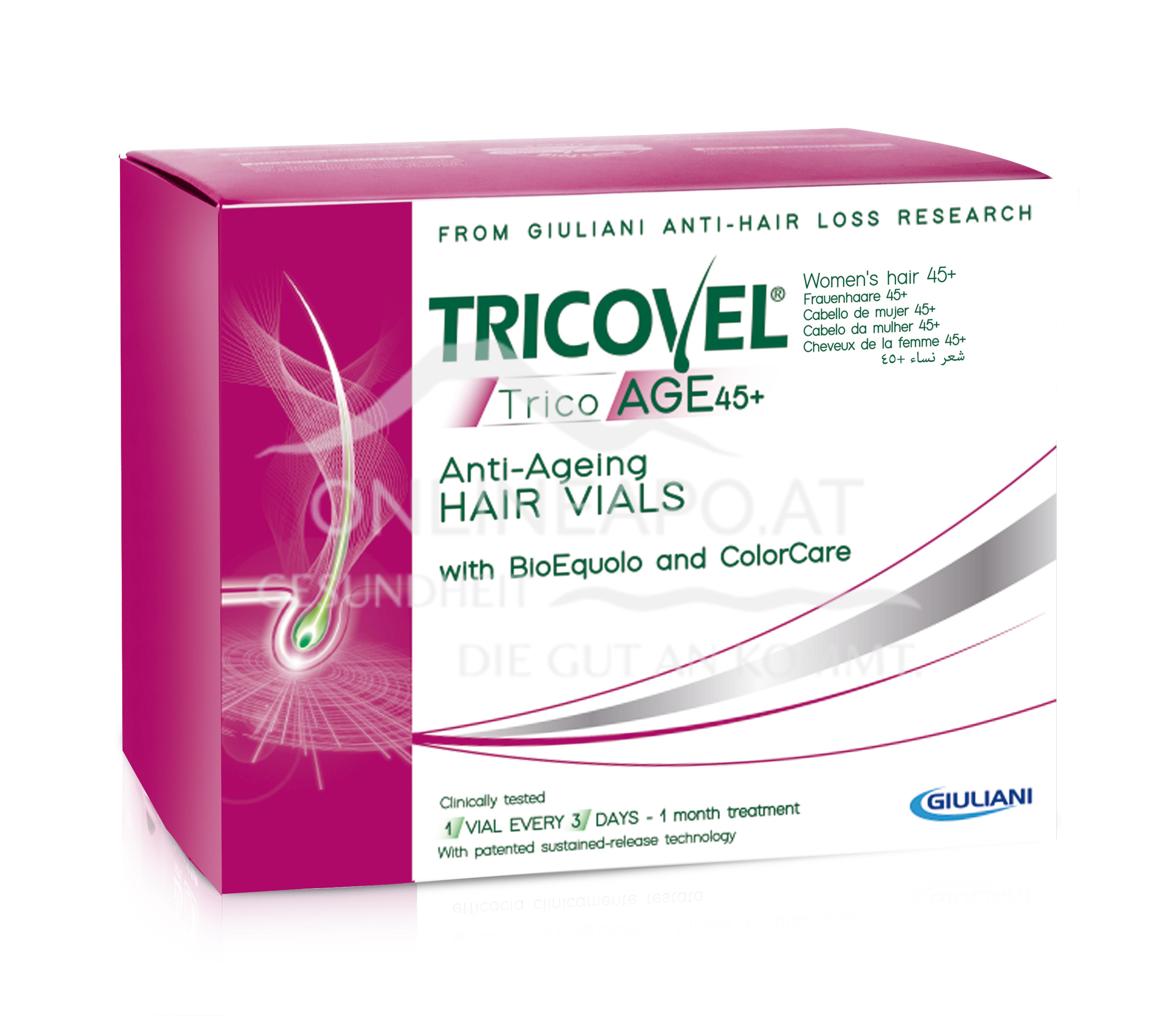 Tricovel Ampullen für Frauen