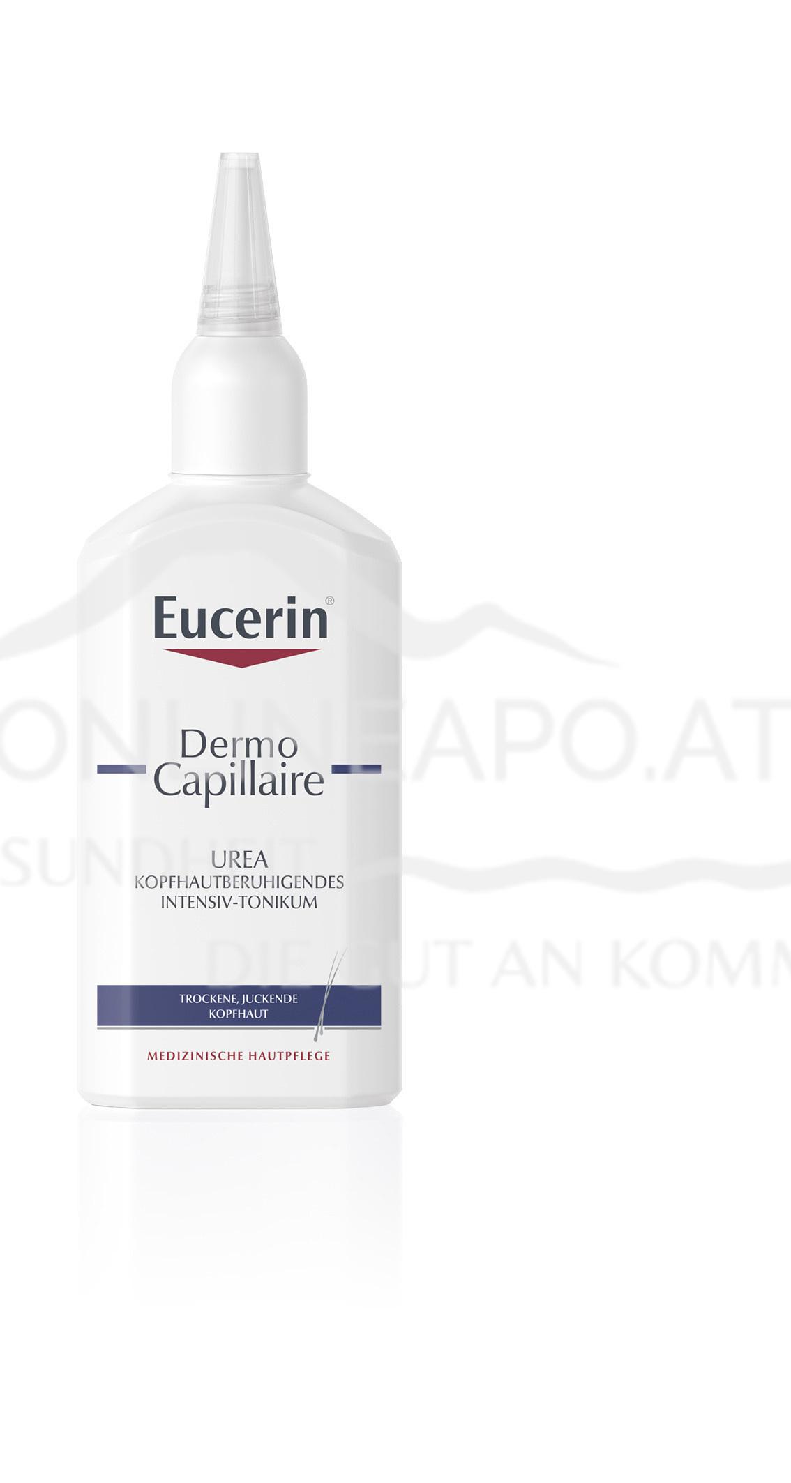 Eucerin DermoCapillaire Urea Intensiv-Tonikum Kopfhautberuhigend