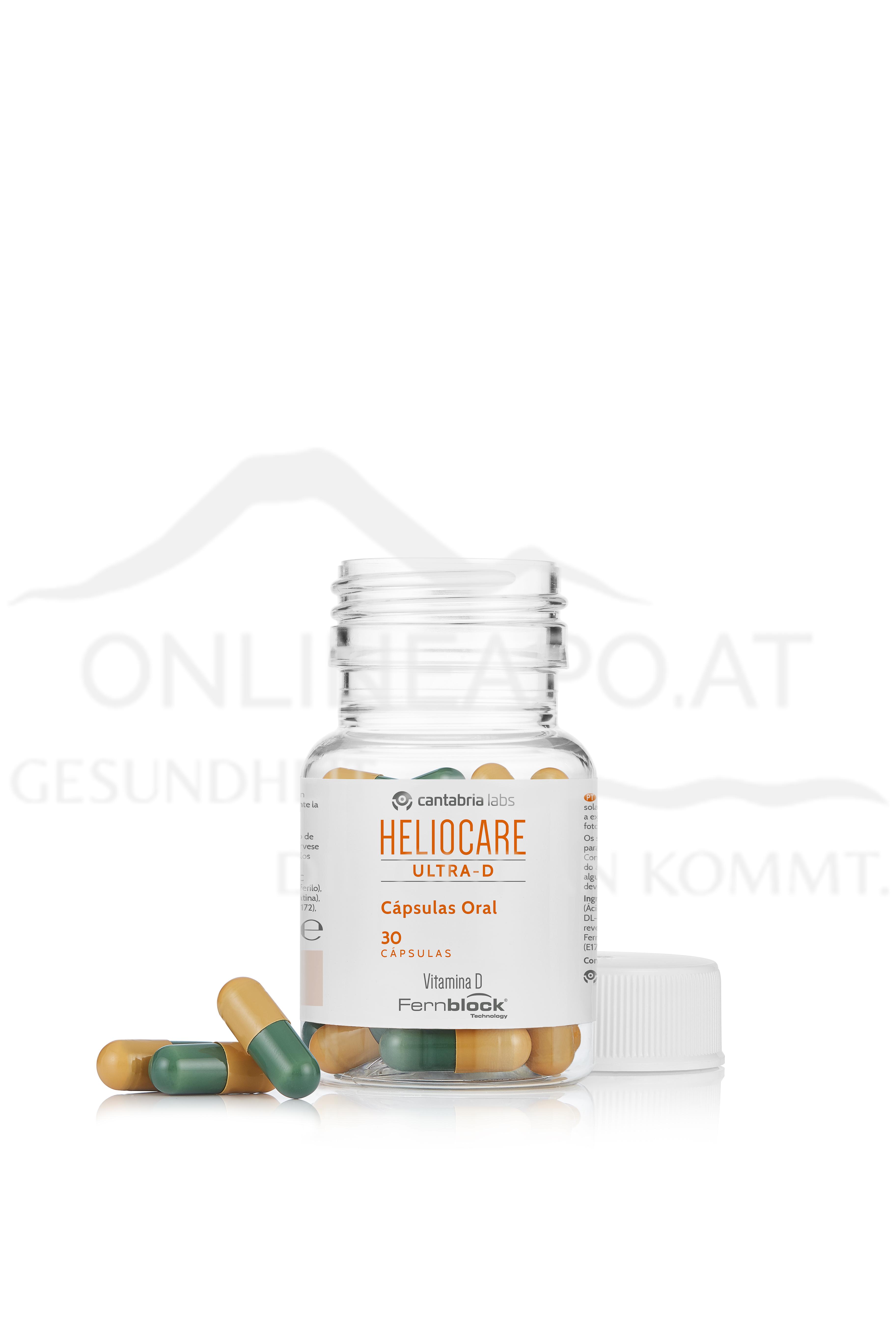 Heliocare Ultra-D Kapseln