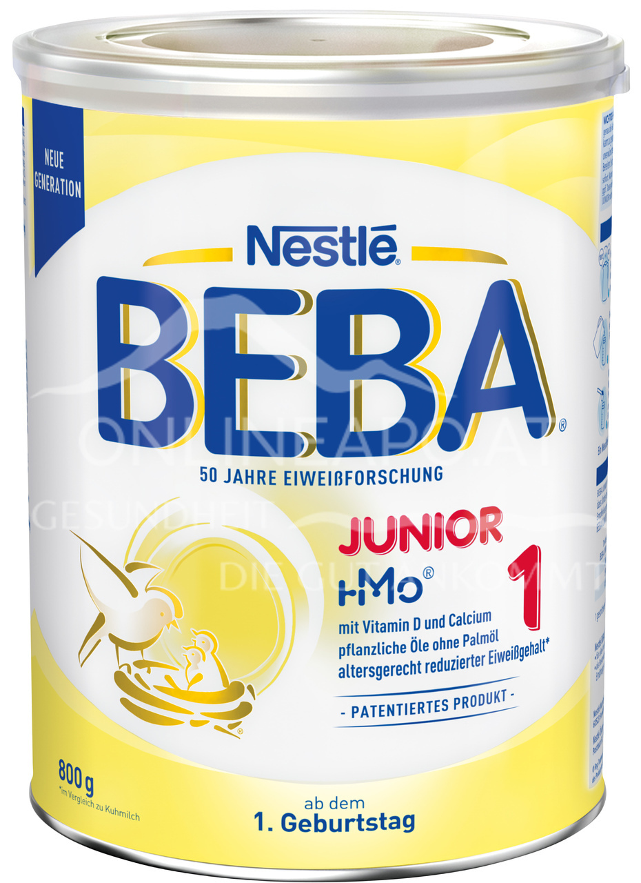 Nestlé BEBA Junior 1
