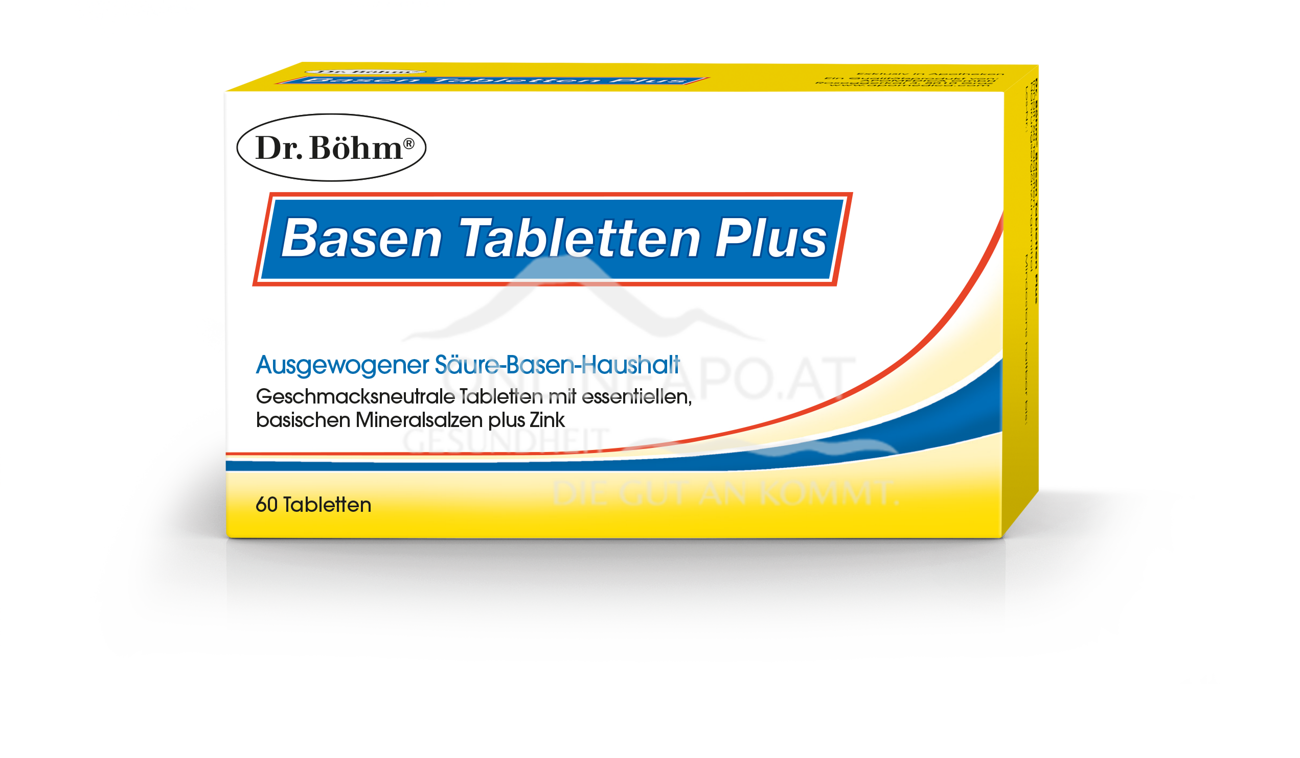 Dr. Böhm® Basen Plus
