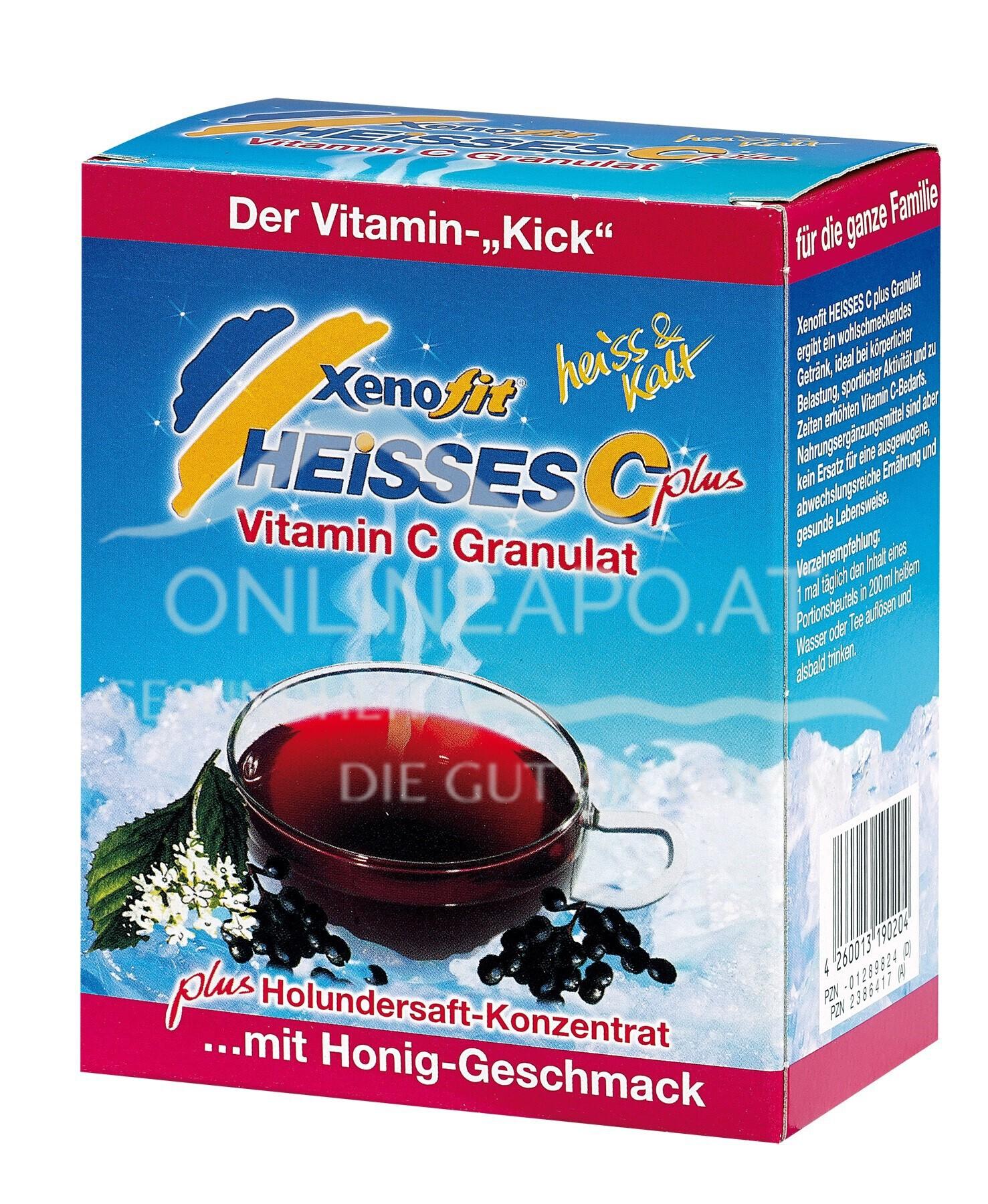 XENOFIT® Heisses C Plus Holunder