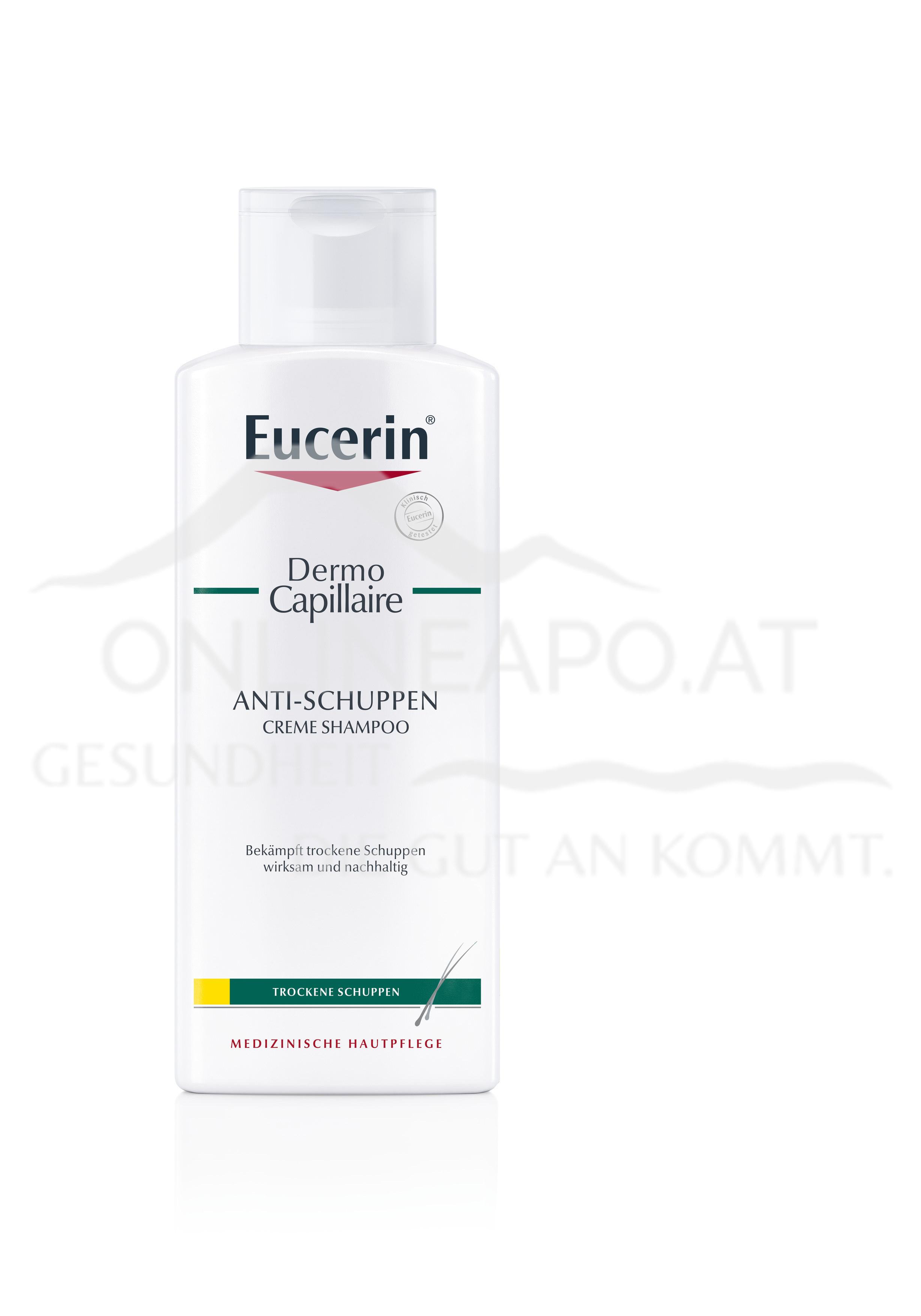 Eucerin DermoCapillaire Anti-Schuppen Creme-Shampoo
