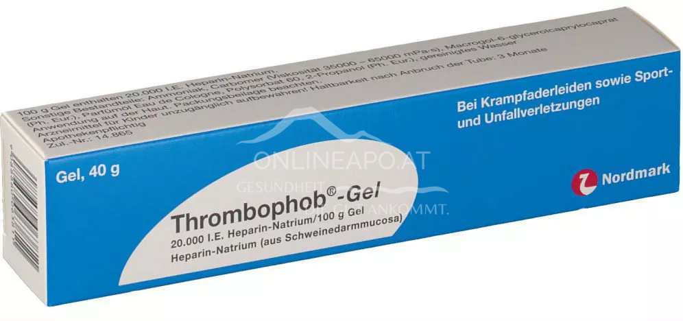 Thrombophob®-Gel
