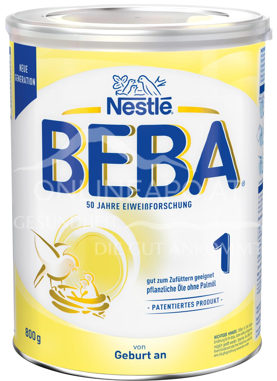 Nestlé BEBA 1
