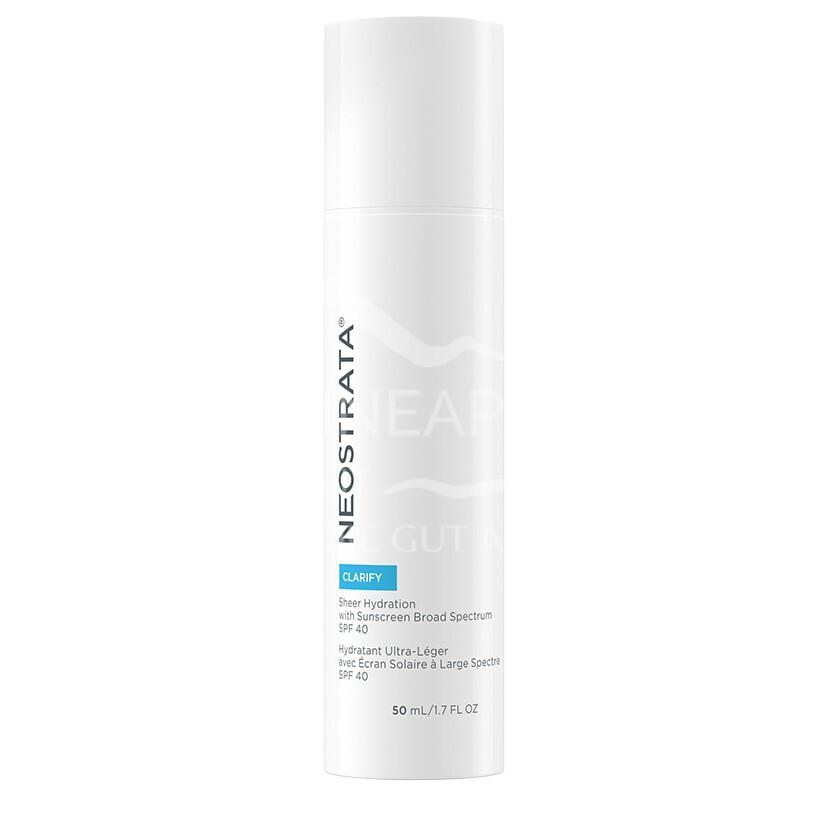 Neostrata Sheer Hydration SPF 40