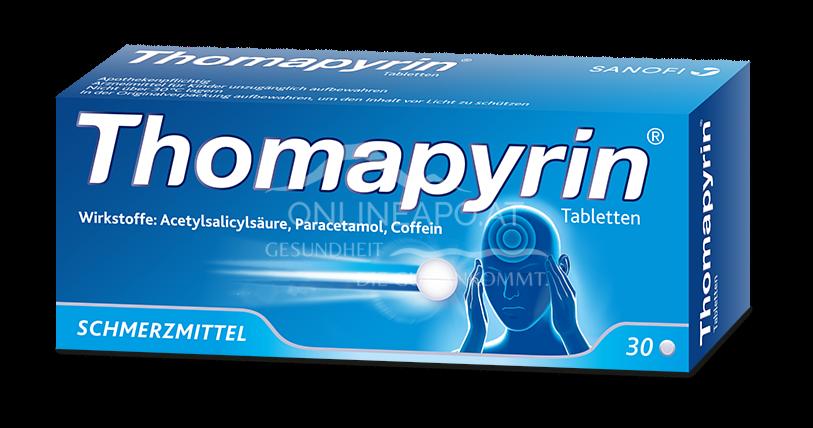 Thomapyrin®- Tabletten