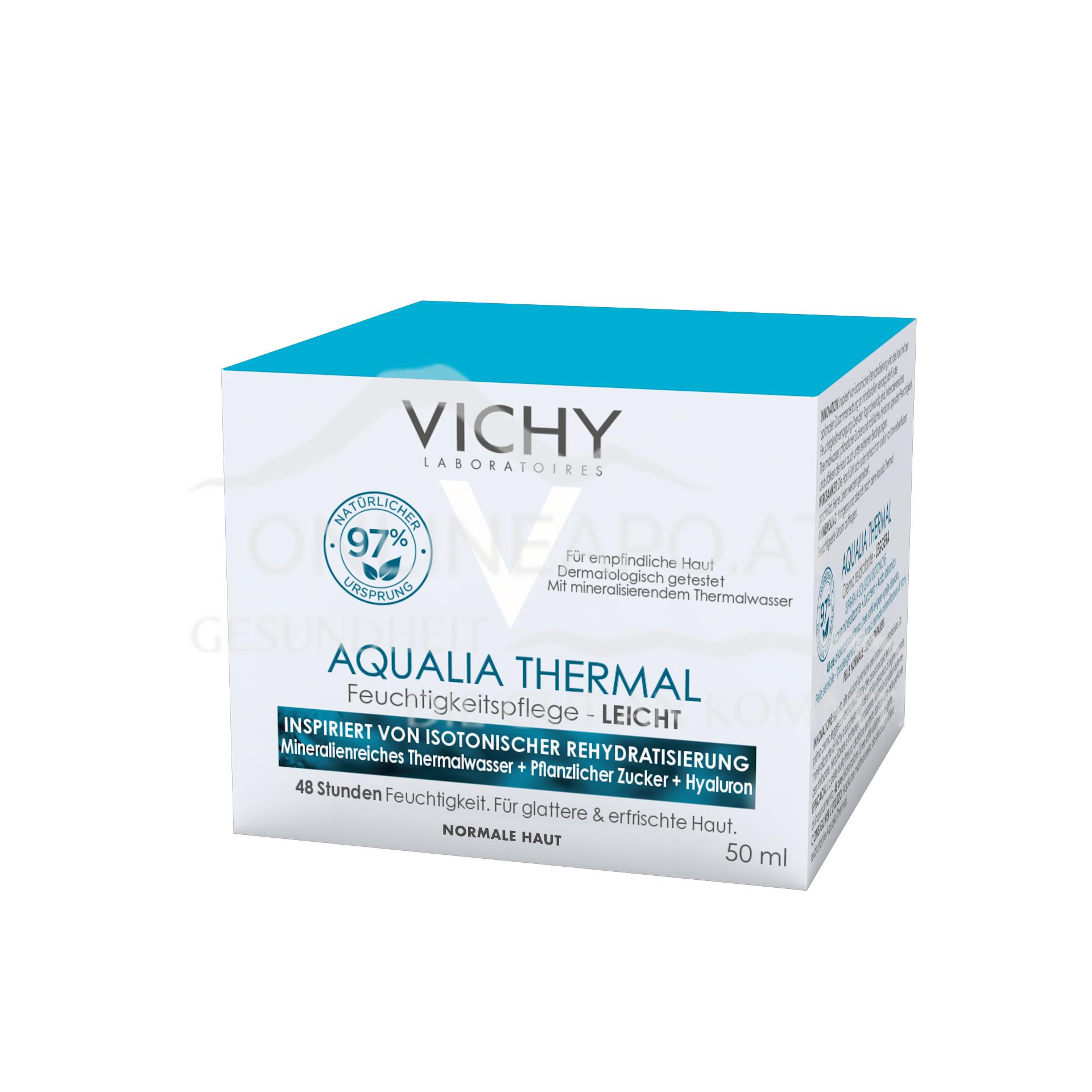VICHY Aqualia Thermal Leichte Feuchtigkeitscreme