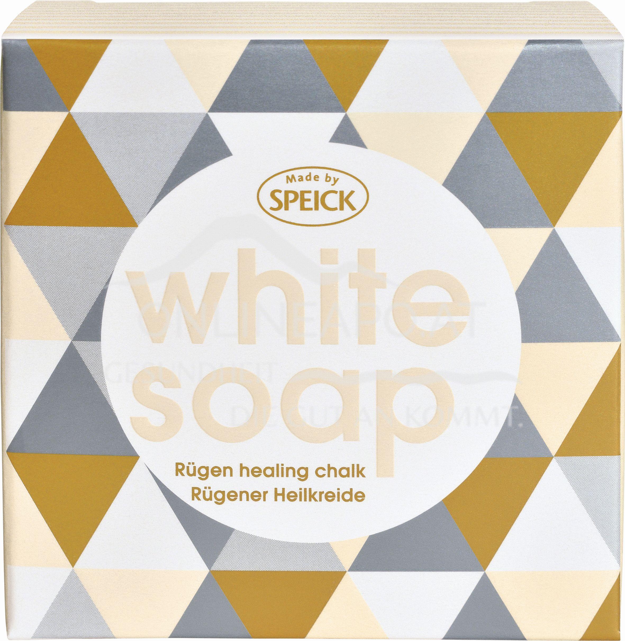 Made by Speick White Soap - Rügener Heilkreide